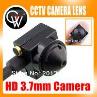Nueva Línea 600TV HD cámara de Seguridad CCTV Lente de 2.8mm ~ 3.7mm módulo de La Cámara con micrófono