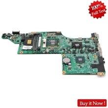NOKOTION اللوحة الرئيسية للكمبيوتر المحمول hp بافيليون dv6 dv6 3000 اللوحة 630279 001 DA0LX6MB6H1 HM55 HD5650 DDR3 وحدة المعالجة المركزية الحرة