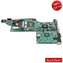 Nokotion Main Board Voor Hp Pavilion Dv6 Dv6 3000 Laptop Moederbord 630279 001 DA0LX6MB6H1 HM55 HD5650 DDR3 Gratis Cpu