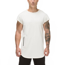 Mens Short sleeve t shirt 2018 Summer New Gyms Fitness Workout T-shirt Male Tees Tops Man Casual Fashion Brand clothing