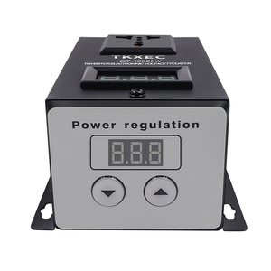 Image 5 - AC 220V 10000W SCR Electronic Voltage Regulator Temperature Speed Adjust Controller Dimming Dimmer Thermostat