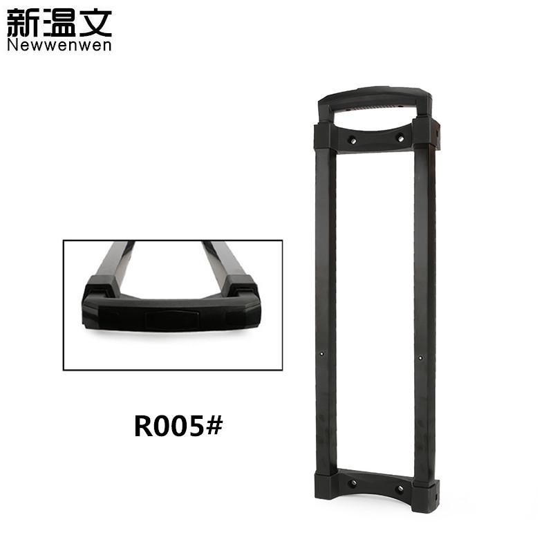 Replacement Telescopic Suitcase Handle,luggage parts handle,Repair Luggage trolley refit,Handles for Suitcases R005# original projector lamp rlc 035 bare lamp for viewsonic pj513d pj513