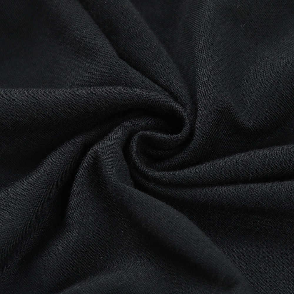 ファッション女性の夏の tシャツプラスサイズ 3/4 長袖チュニックカジュアル O ネック Tシャツ女性ボディコンレジャードロップシップ 4.6