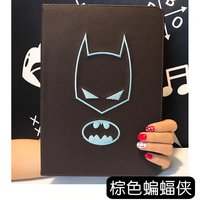 maosenguoji embroidery Marvel Super hero Tablet Case For Ipad air1/2 pro9.7 2017 newipad Smart wake up/sleep Function cover