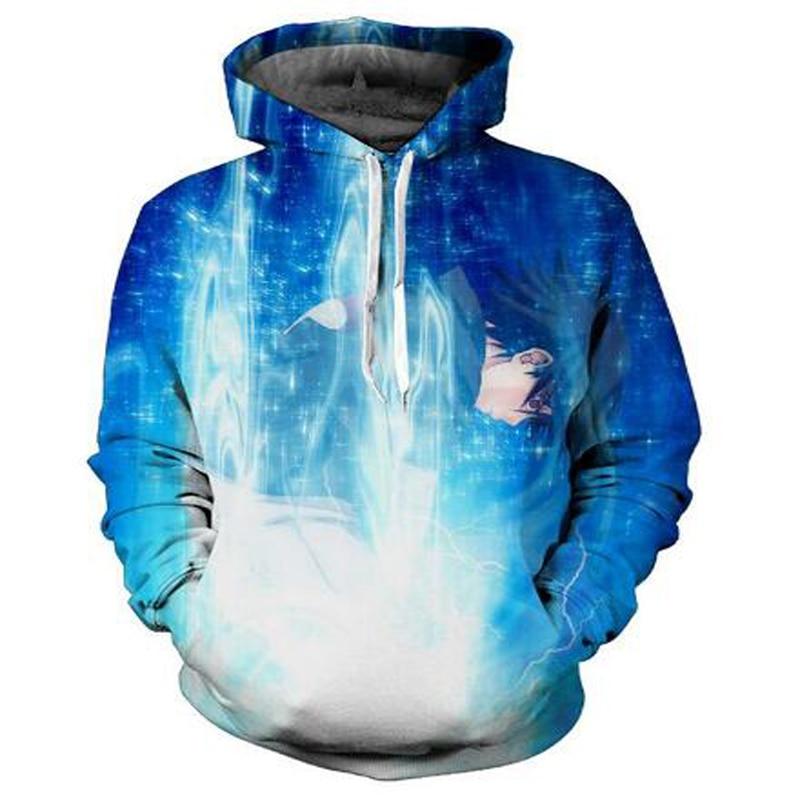 PLstar Cosmos naruto Cartoon characters Sasuke 3dhoodies Anime Hoodie Men Women sweatshirts Cool Coat 5XL
