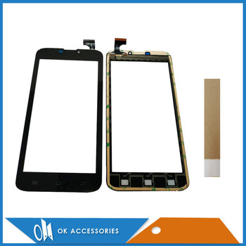Black White Color For LARK MR601 PHABLET 6.0 Tablet Touch Screen Replacement 100% Guarantee With Tape 1PC Lot.