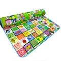 1pc EVA Tapete Infantil Baby Play Mat Children Mat Letter Newborn Carpet Baby Toys 200*180cm -- BYD001 PT30