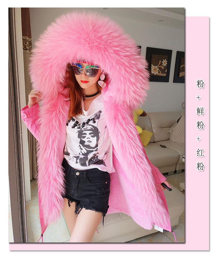 women winter parkas thick coat (1)