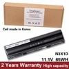 KingSener Korea Cell 65WH N3X1D Battery For DELL Latitude E5420 E5430 E5520 E5530 E6420 E6520 E6430