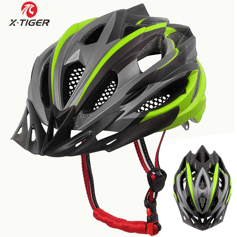 Casco da ciclismo ultraleggero, copertura per PC, EPS, MTB, per Mountain Bike