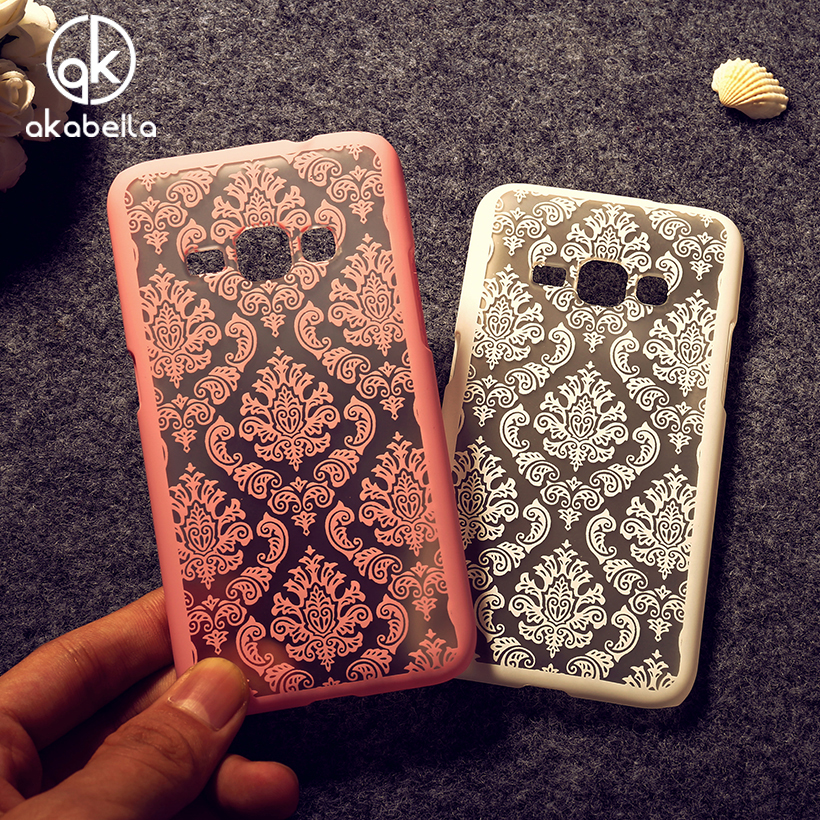 AKABEILA Cell Phone Covers For Samsung Galaxy J1 2016 Cases J120 J120F J120H Duos SM-J120 SM-J120F/DS Bag Skin Hard Plastic Hood