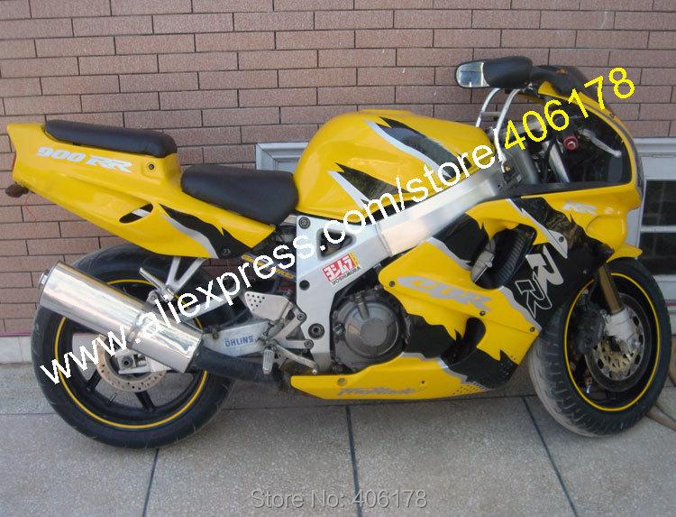 Горячие продаж,CBR893RR 1994 1995 CBR900 кузова ABS Обтекатели для Honda CBR900RR CBR893 94 95 ЦБР 900 893 мотоцикл обвес РР