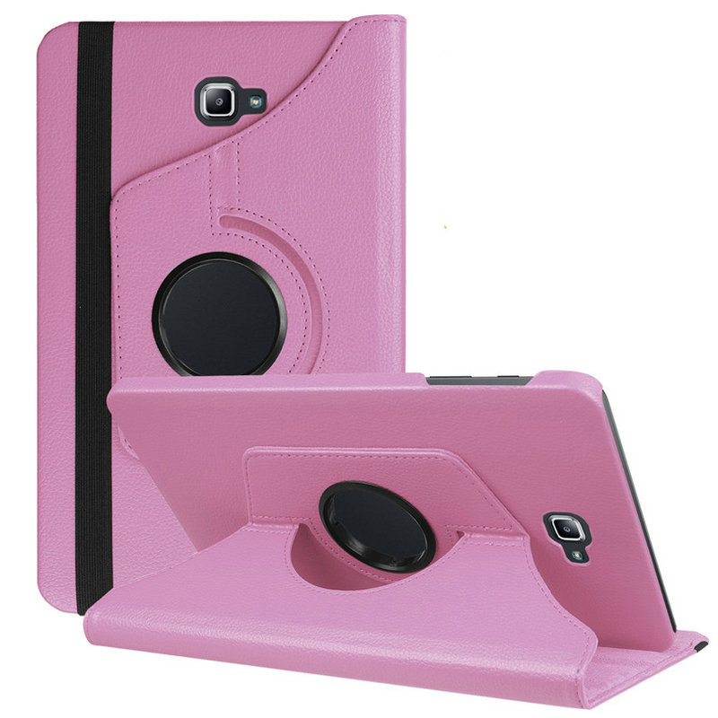 360 Degree Rotation Case For SAMSUNG T580 Galaxy Tab A 10.1