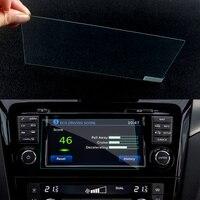 7 Inch Car GPS Navigation Screen Steel Protective Film For Nissan Qashqai J11 X Trai T32