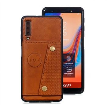 Wallet Case Galaxy A7 2018 8