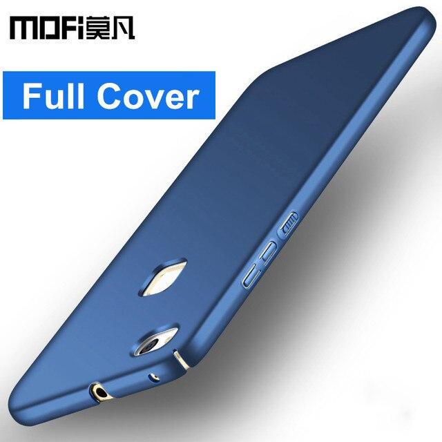 Huawei P10 lite чехол оригинальный p10lite задняя крышка Жесткий ПК Полный защитных чехлов телефон Mofi Huawei P10 lite чехол 5.2
