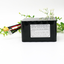 KLUOSI UAV Rechargeable Li-ion Battery 22.2V/25.2V 17.5Ah 6S5P Use Single Cell NCR18650GA Combination Suitable for Various Drone