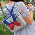 Sailor Moon Bag Sailor Hot Fashion Style Suit Anime Luna Moon Cartoon Bow Cute Design  Girls Lolita Handbag Messenger Bag