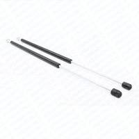 2x Rear Window Glass Lift Supports Gas Struts For Ford Explore 1991 2001 Navajo Mountaineer