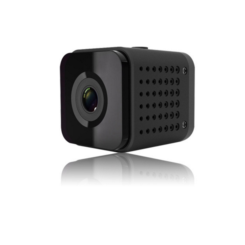 Top mini 1080P HD cámara de red webcam batería integrada WIFI soporte infrarrojo visión nocturna función TF tarjeta teléfono aplicación remota - 5