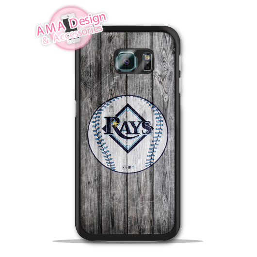 Tampa Bay Rays Baseball Case For Galaxy S8 S7 S6 Edge Plus S5 S4 mini active Ace Win S3 Core Note 4 2