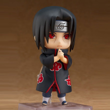 Uchiha Itachi Japanese Action Figures Sasuke Lovely Naruto Q Cute Kawaii Ver 820# 10cm GEM Shippuden Ninja Model Dolls