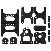 3D Printer Accessories For Ooznest Ox Cnc Plates Engraving Machine Construction Board For Openbuilds 3d printer parts ox cnc machine parts ox x axis front plate ox y gantry plate6mm ox back x axis plate motor plate