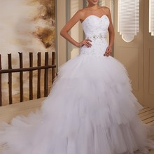 cecelle Real 2019 Ball Gown Wedding Dresses Bridal Gowns