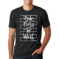 Pink Floyd The Wall Funny Print T Shirts Men S New Arrival Summer Style Short Sleeve