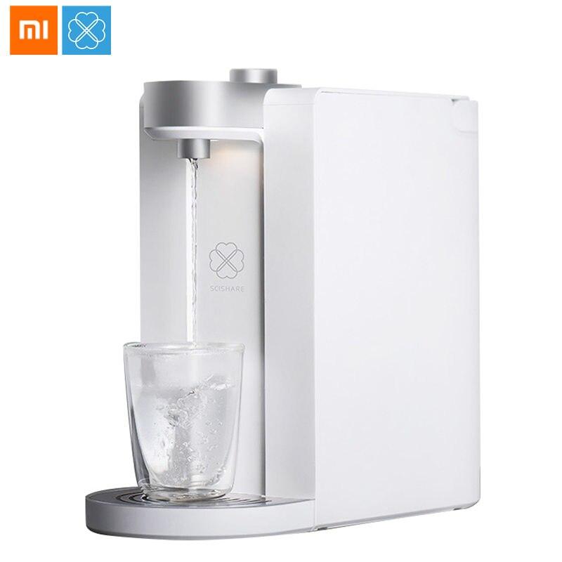 D'origine Xiaomi SCISHARE Intelligent Chauffage D'eau 1.8L Capacité 6 Mode Température 3 Secondes D'eau Pour Tasse-Type Ménage Appareils
