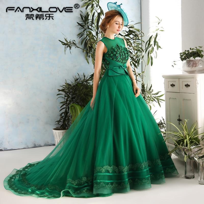 2019 hotsale hijau tua baru pernikahan gaun backless tanpa