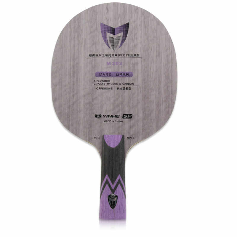 Genuine Yinhe Milky Way Galaxy M102 M202 God Of War Table Tennis Racket Ping Pong Blade bat