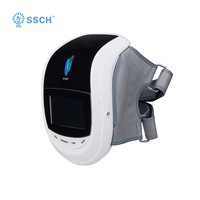 Portable infrared magnetic therapy massage with heating laser treatment