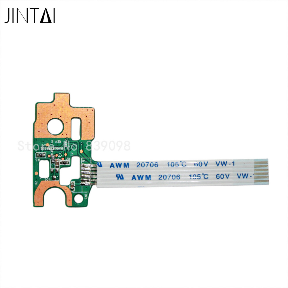100% new JINTAI Power Button switch ON-OFF Board for HP Pavilion 15-N 15-F 14-N SERIES DA0U83PB6E0 732076-001 цена