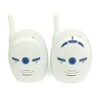 V20 Wireless Voice Baby Monitor Audio Walkie Talkie Kits Nanny Phone Electronic Alarm Kids radio two way Intercoms Infant Nurse