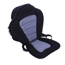 Спинка съемная байдарка каноэ сиденье назад сиденья роскошные регулируемый мягкий сумка
