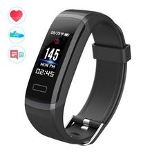 RUIJIE GT101 Renkli Ekran Bluetooth Akıllı Bant Kalp Hızı Monitörü Spor Izci Etkinlik Tracker Spor Bilezik