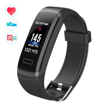 RUIJIE GT101 Warna Skrin Bluetooth Smart Band Heart Rate Monitor Monitor Tracker Aktiviti Tracker Gelang Sukan
