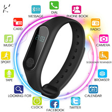 Sport Bracelet Smart Watch Men Women Smartwatch For Android IOS Fitness Tracker Electronics Smart Clock Band Smartband Smartwach(China)