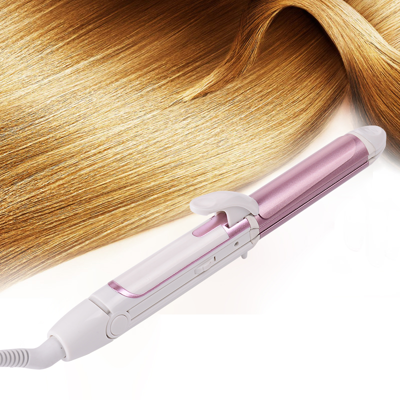 3 in 1 Electric Hair Curler and Straightener Personal Hair Styling Tools Wave Tourmaline Ceramic Styler Curling Iron3 in 1 Electric Hair Curler and Straightener Personal Hair Styling Tools Wave Tourmaline Ceramic Styler Curling Iron