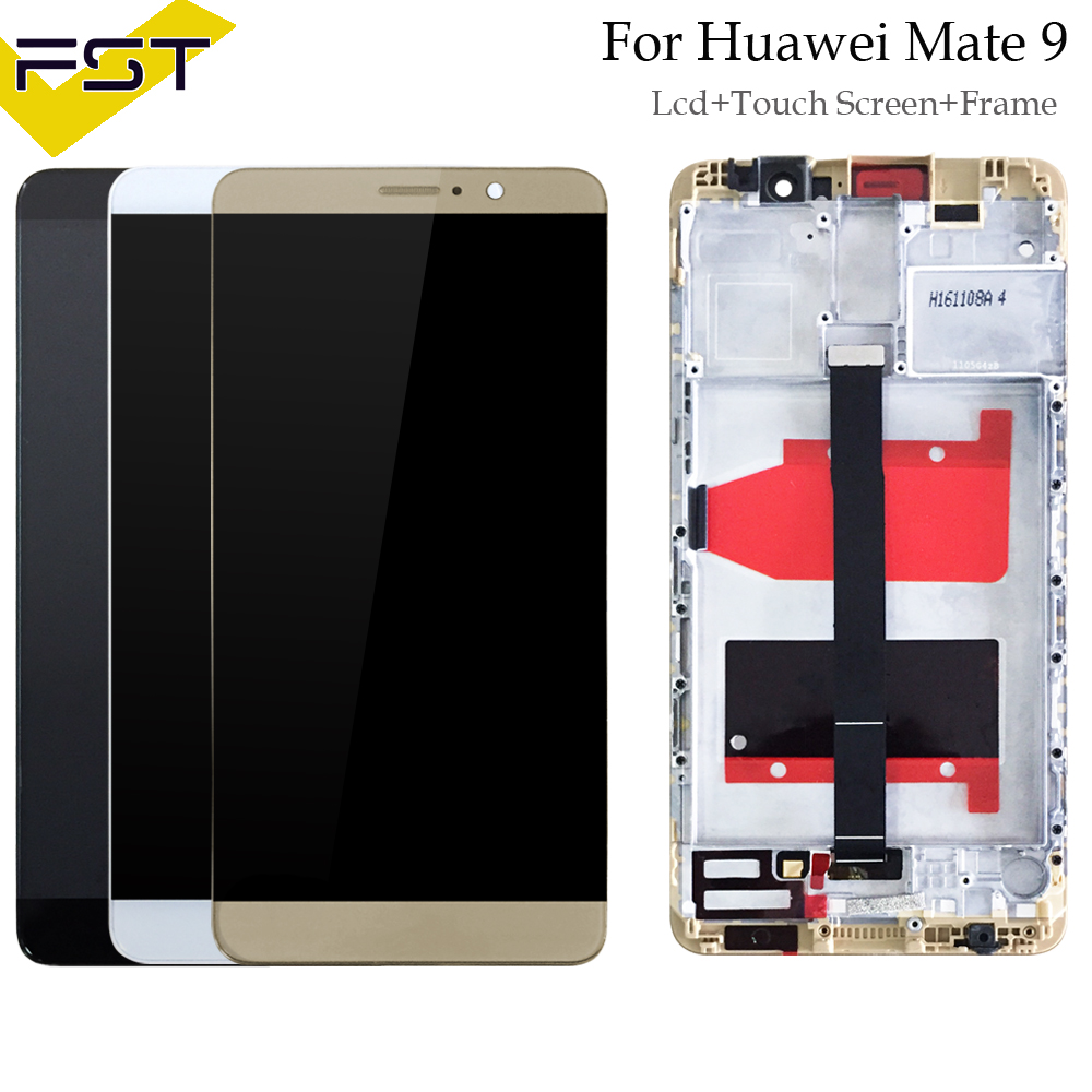 For Huawei Mate 9 LCD Display +TouchScreen Digitizer Assembly With Frame For Huawei Mate 9 LCD Glass Panel+ToolsFor Huawei Mate 9 LCD Display +TouchScreen Digitizer Assembly With Frame For Huawei Mate 9 LCD Glass Panel+Tools