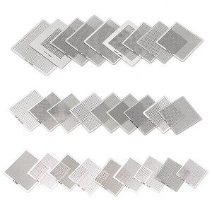 Image 3 - BGA Trực Tiếp Nhiệt Reballing Đa Năng Stencils Với Tiêu Bản Jig Cho SMART TECH Chip SMD Làm Lại Rpair