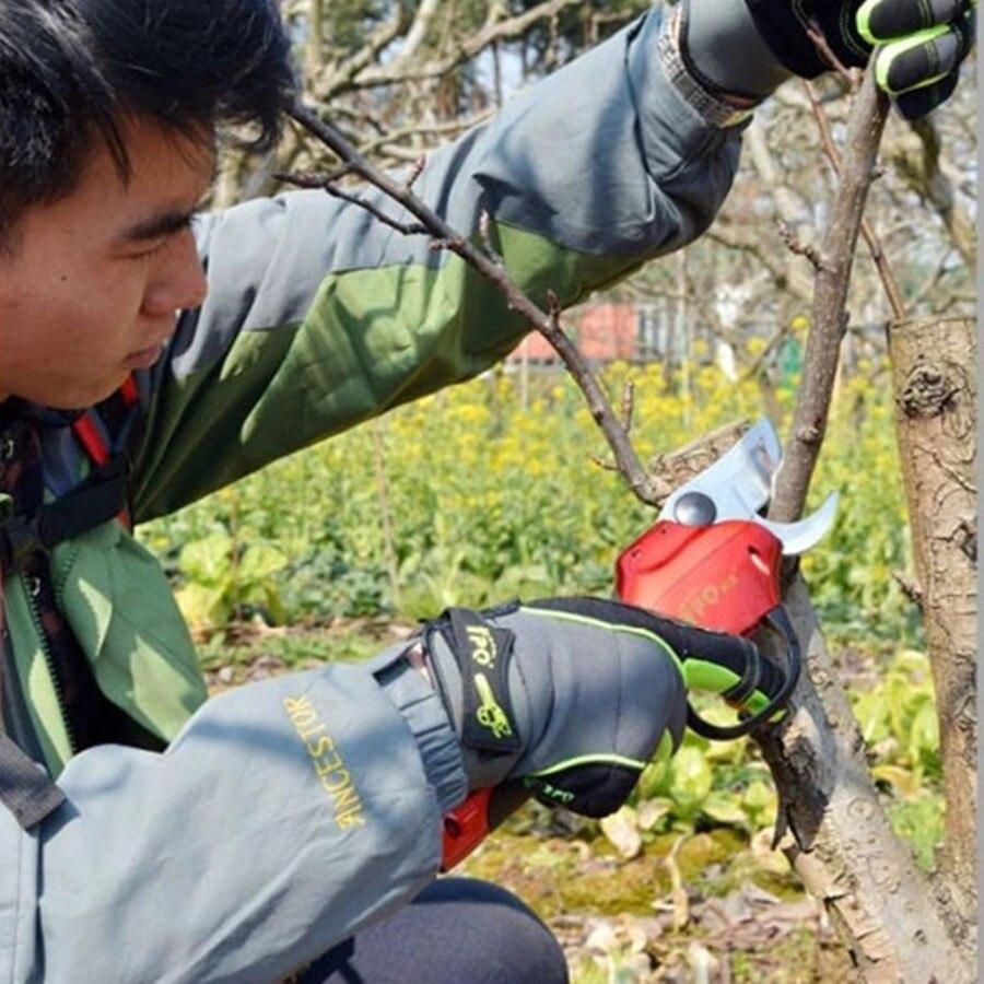 WS P 1 Electric garden shear vineyard tools tree scissors CE FCC certificate