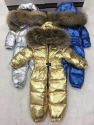 Baby der winter unten warme warme overall
