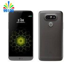 "Разблокированный сотовый телефон LG G5 F700L/S/K H820 H868 5,"" 4 Гб ОЗУ 32 Гб ПЗУ отпечаток пальца 4G-LTE android 6,0(без иврита лангейдж"
