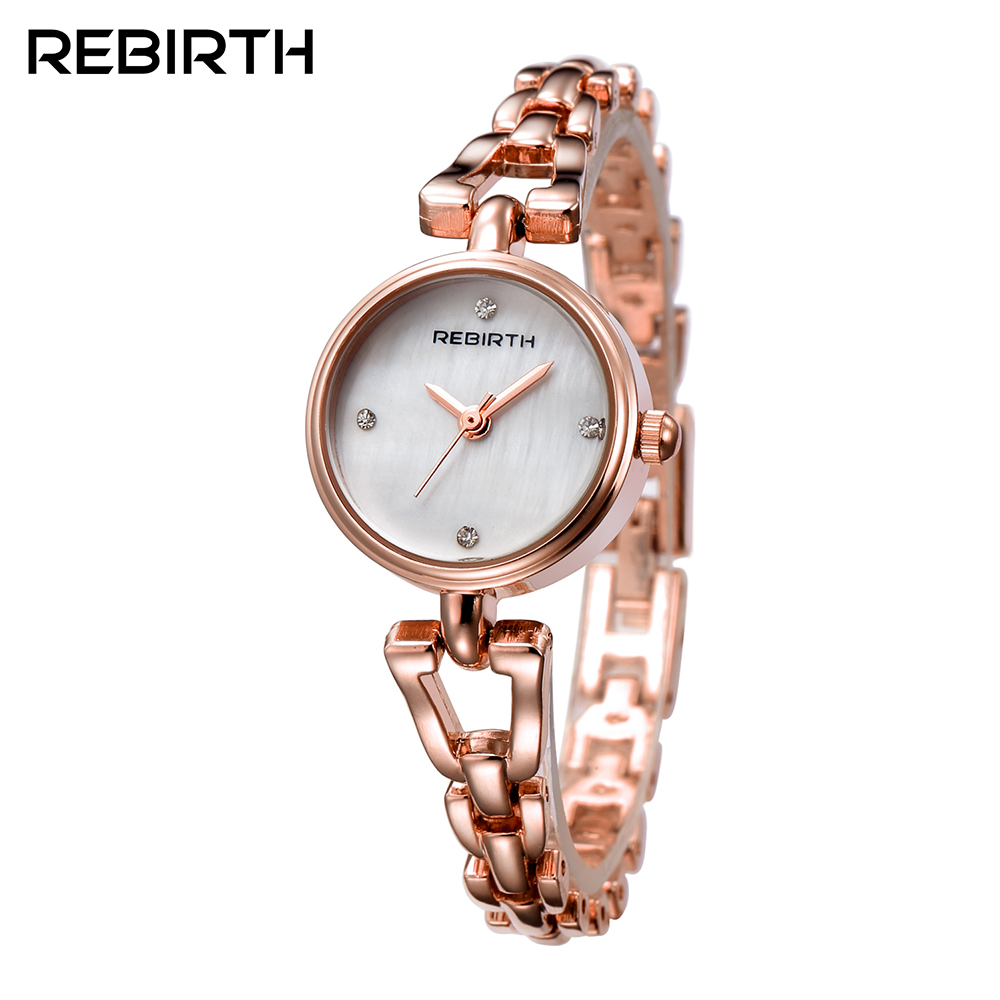 Women watches Luxury Brand Fashion dress Women Ladies Rose Gold Stainless Steel Bracelets Wrist Watch montre femme reloj mujer lady fashion gold small dial watches for dress women famous brand golden female metal watch bracelets ladies xfcs 2017