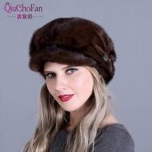 Il nuovo di alta qualità Russo sable visone cappello a tesa autunno e  inverno Jurchens tutto caldo cappello di pelliccia di tras. ae6c784f9541