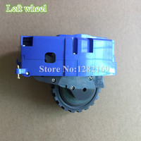 1 Piece Left Wheel Replacement For Irobot Roomba 600 700 500 Series 620 650 630 660