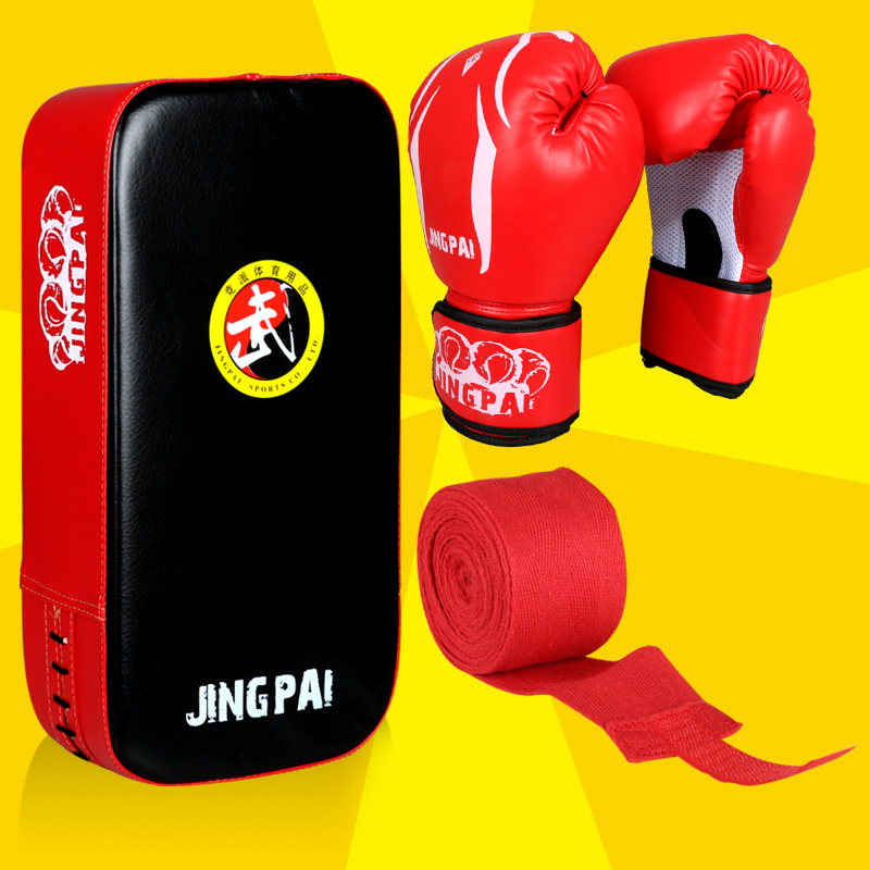 Nice 1pcs Boxing Pads Thai Kick Boxing Strike Curve Pads Muay Arm Punch Mma For Boxing Taekwondo Foot Target To Have Both The Quality Of Tenacity And Hardness Sports & Entertainment