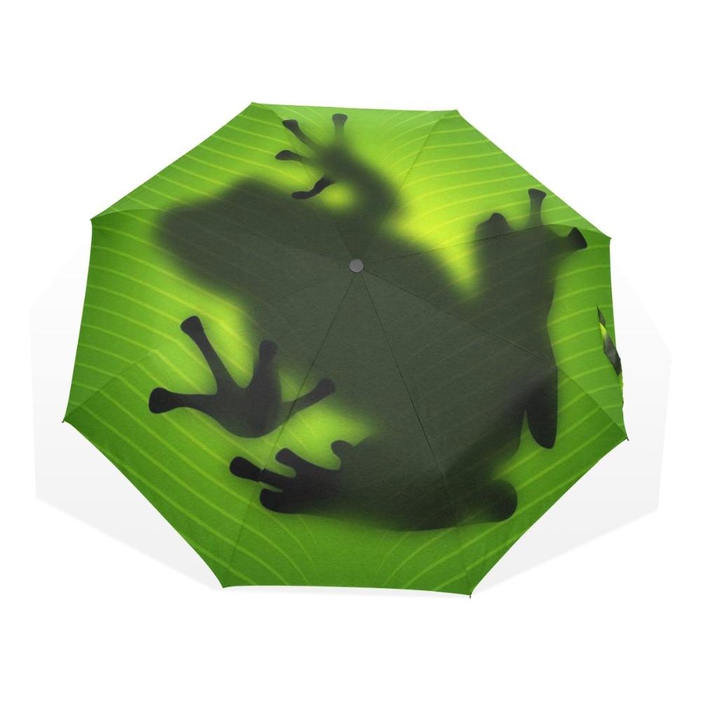 2019 novo ustvarjalno fantasy žaba dežnik odraslih UV Paraguas sonce za sončenje parapluie zeleni dežnik dež ženske moški dežniki